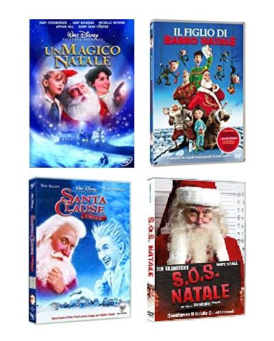 Film di Natale con Babbo Natale