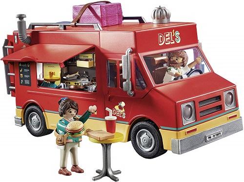Playmobil The Movie: giochi, camper di Dell
