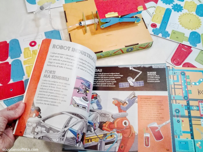 Libro di robotica per bambini