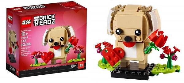 Regali per San Valentino ai bambini: gioco Lego