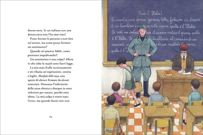 Libro giornata della memoria Nonno Terremoto