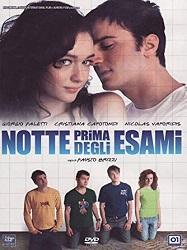 Film sull'adolescenza: Notte prima degli esami