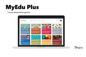 Programma per didattica a distanza e scuola virtuale MyEdu PLus