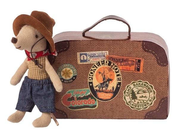 peluche con valigia