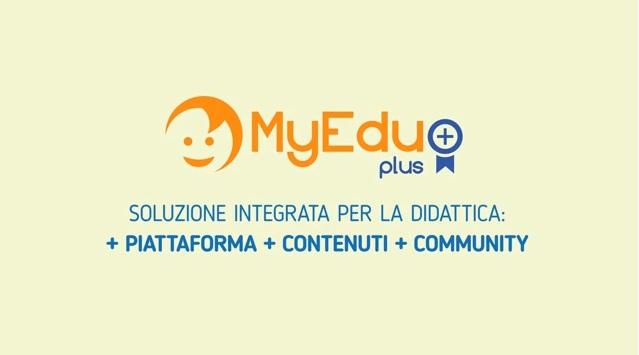 programma per la didattica MyEdu Plus