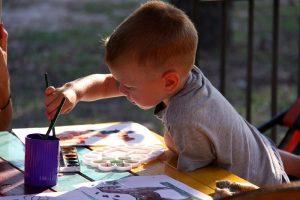 Attività creative per bambini da fare a casa
