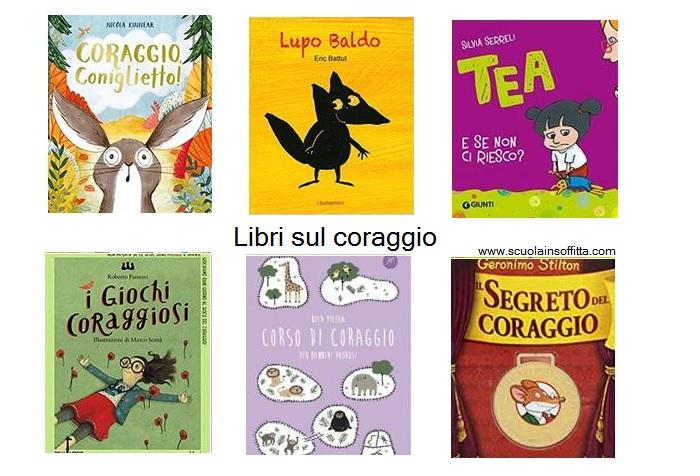 Libri per bambini sul coraggio
