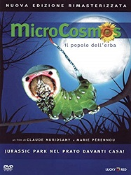 Film scientifici per bambini: Microcosmos