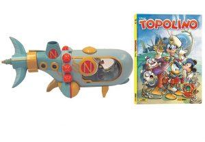 Nautilus con Topolino