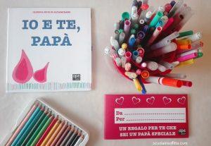 Libro io e te papà
