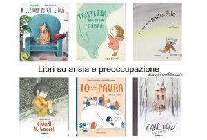 libri per bambini su ansia e paura