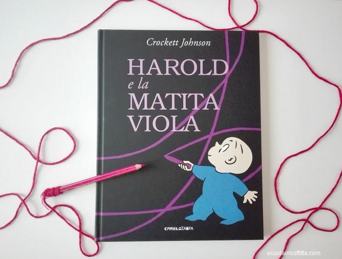 Harold e la Matita Viola italiano