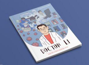 Libro per bambini sul Coronavirus Doctor Li