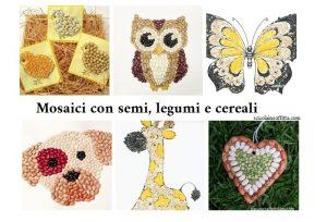 mosaici per bambini