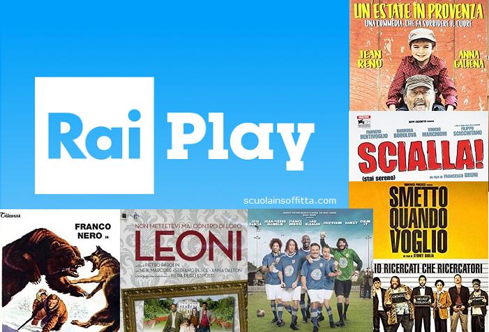 film per ragazzi rai play