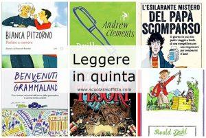 Libri per bambini da leggere in quinta elementare (primaria)