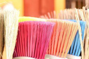 Organizzare le pulizie primaverili