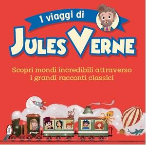 I viaggi di Jules Verne libri in edicola