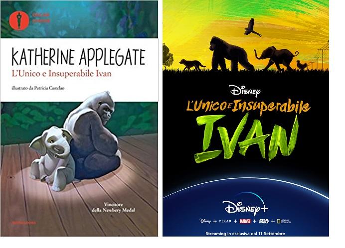 L'Unico e Insuperabile Ivan film Disney