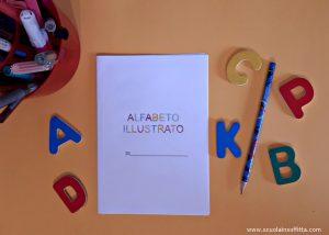 Libro Alfabeto Illustrato da stampare