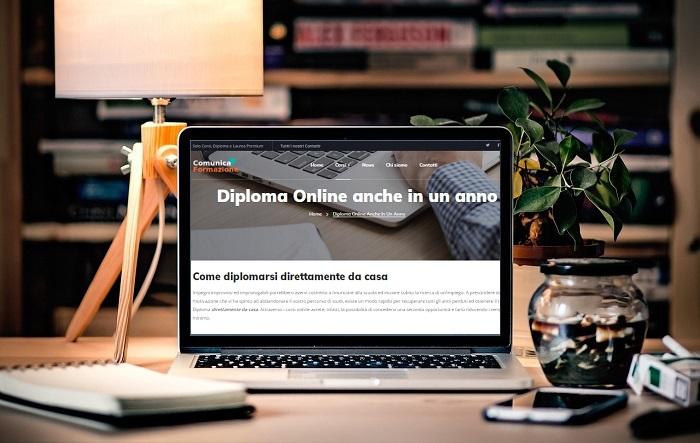 Come ottenere un diploma online