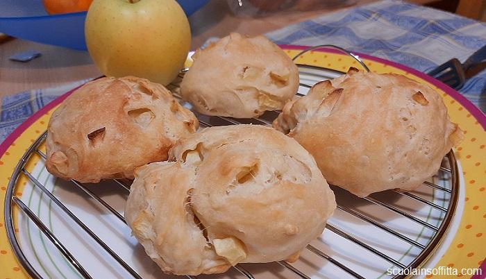 Ricetta per il pane alle mele