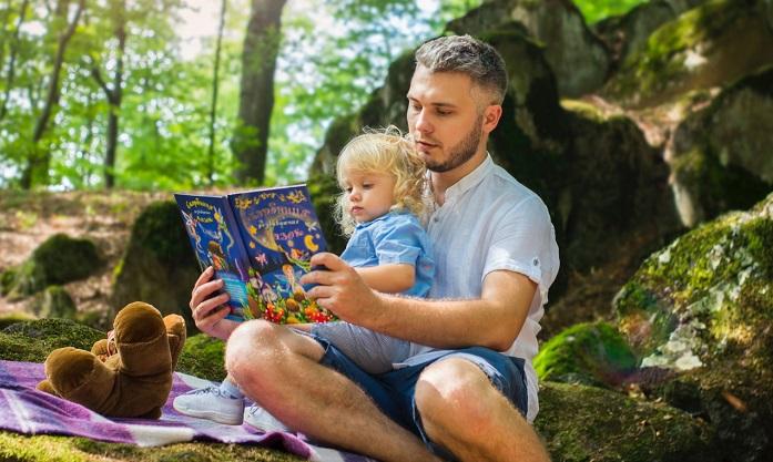 Libri per bambini sulla natura