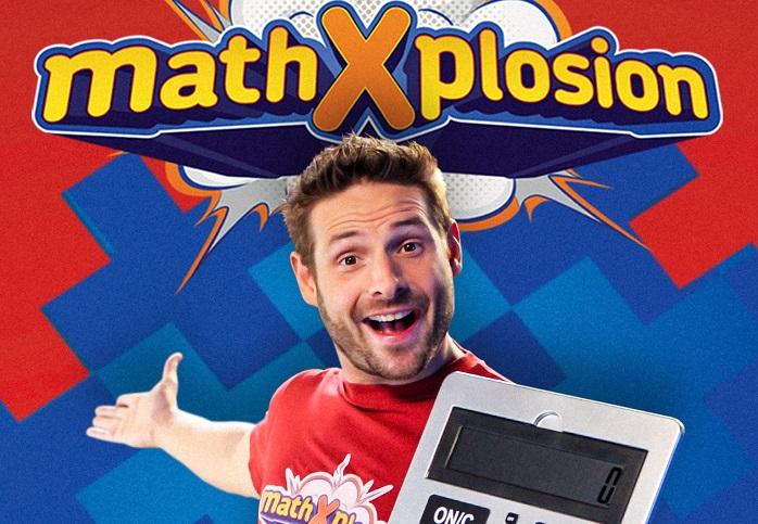 MathXplosion: programma per bambini sulla matematica in tv