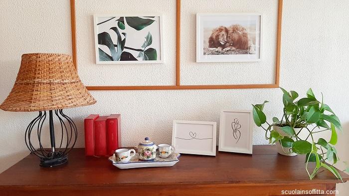 Come disporre i quadri in modo creativo