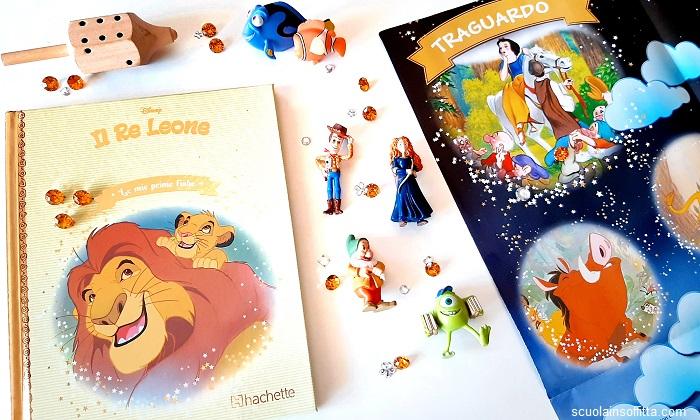 Le mie prime fiabe Hachette libri per bambini Disney in edicola